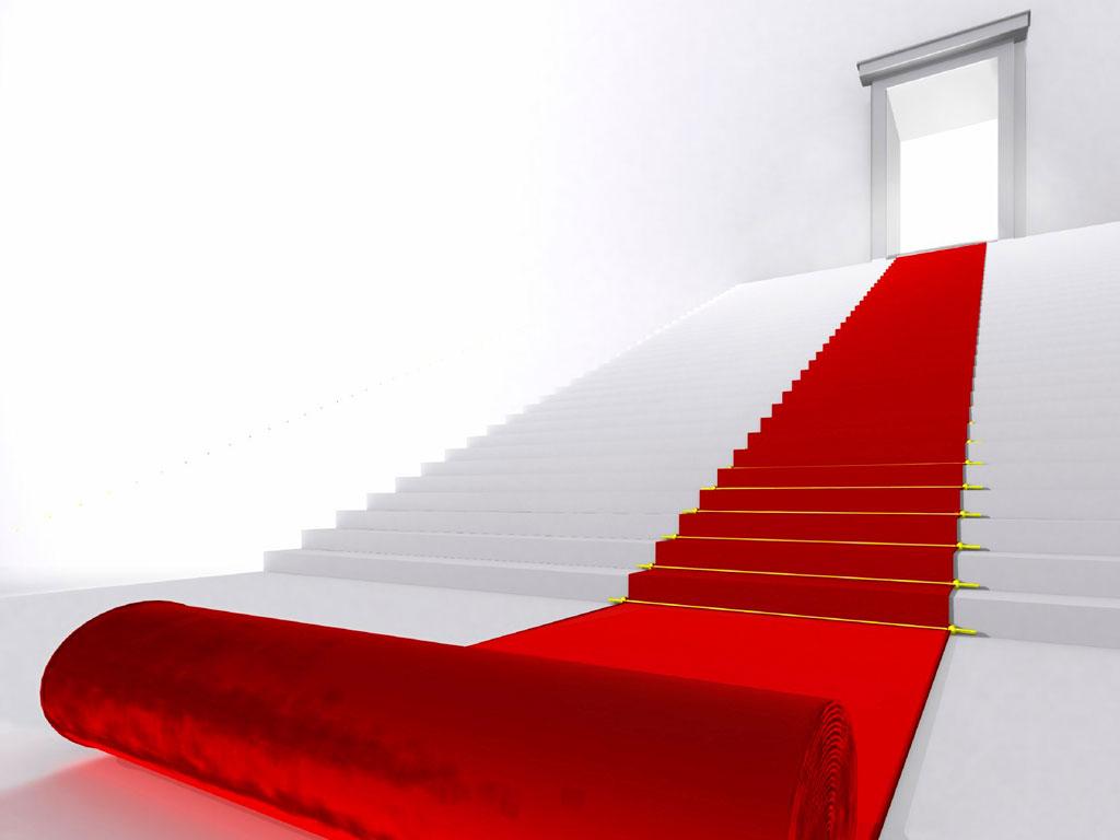 Resultado de imagem para estender tapete vermelho
