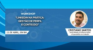 workshop LinkedIn em BH